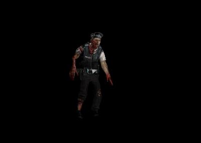 Zombie Animation Set