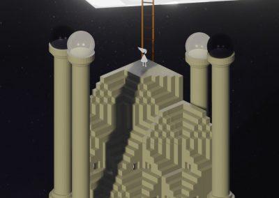 Modelatge 3D: Camí a la Lluna